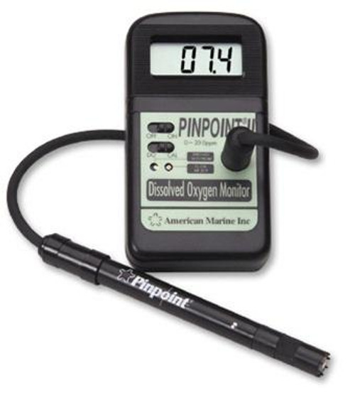 PINPOINT II Oxygen Monitor