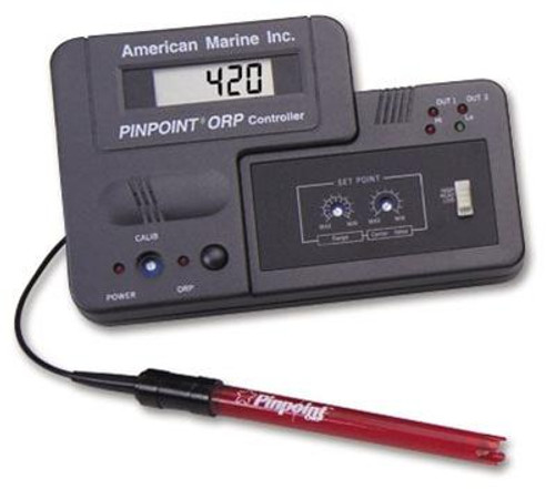 PINPOINT ORP/REDOX Controller 110 Vac (also available in 220v)