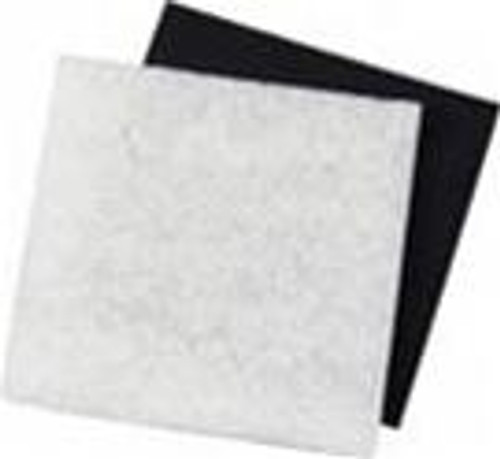 """Pondmaster Replacement Carbon Pad for PM1000 & 2000 12"""" x 12"""""""