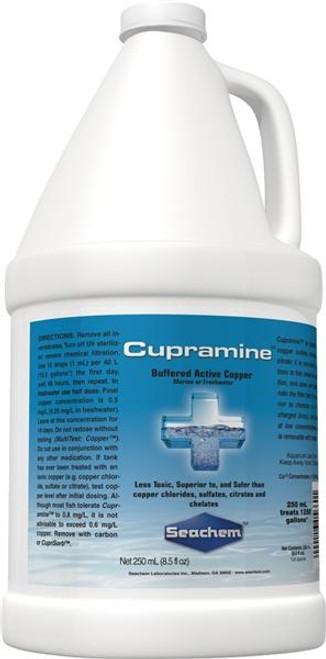 SeaChem Cupramine 2 Liter