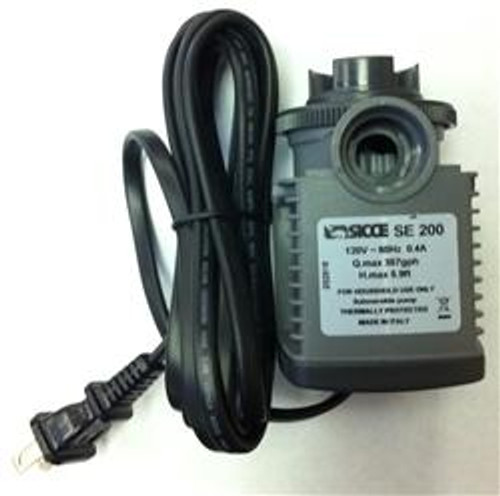 Sicce Needlewheel Skimmer Pump PSK-200