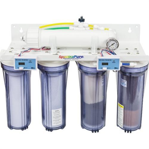 Spectrapure Maxcap 2:1 Manual Flush 90 GPD RO/DI