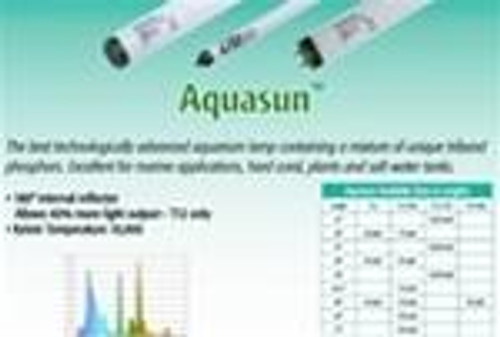 UV Lighting Aquasun Series 10K T-5 Lamps