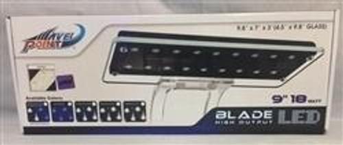 "WavePoint Blade HO LED Fixture 9"" 18 Watt 10,000K"