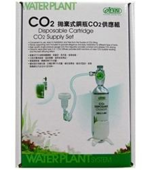 Ista Disposable Cartridge Co2 Supply Kit 88g