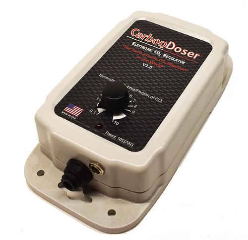 CarbonDoser® Electronic CO2 Regulator V2.0 Remote JUST THE BOX