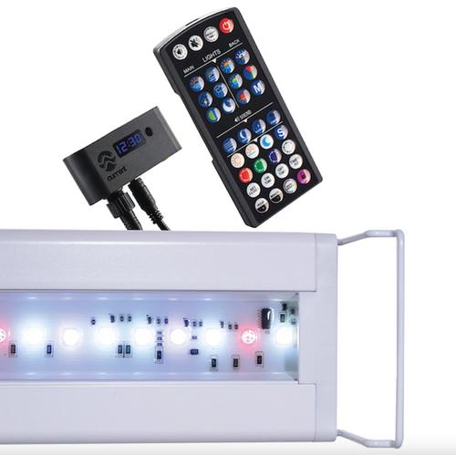 "Current SereneSun LE PRO LED Light 48""-60"" w/ Wireless 24 Hr. Remote Control"