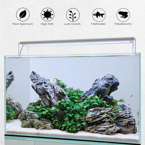 """Current SereneSun Freshwater LED 72"""" w/Wireless 24 Hr. Remote Control"""
