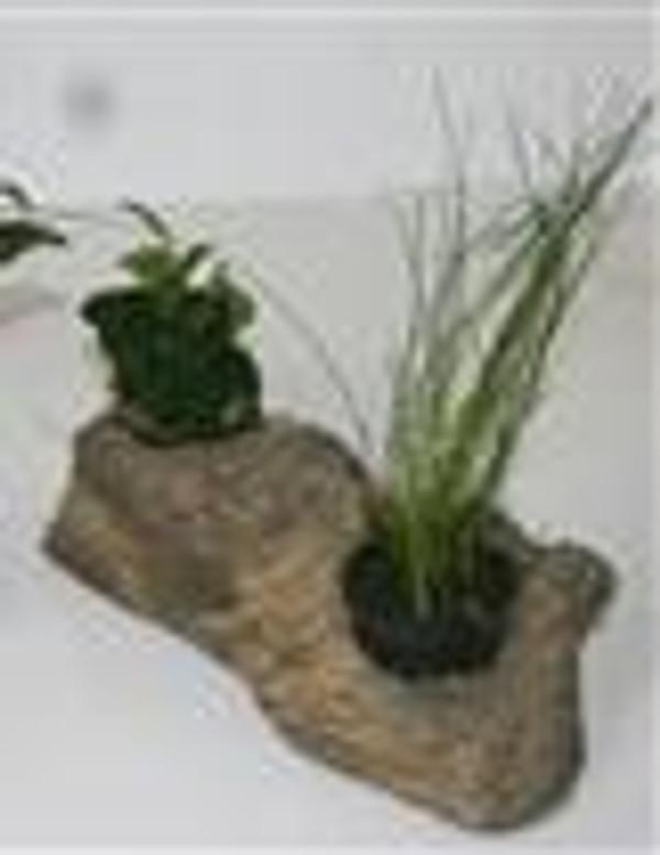 Faux Rock Planter - FRP2