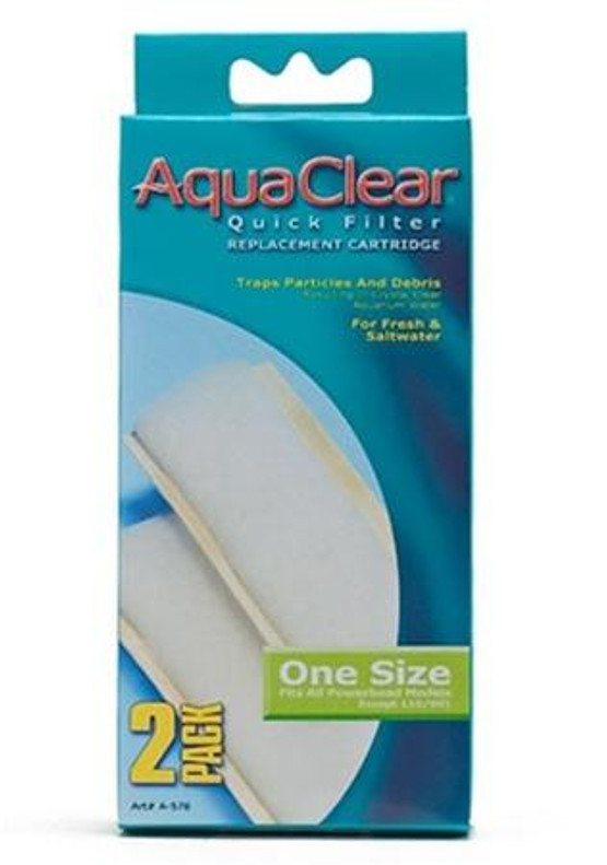 Hagen Aquaclear Quick Filter Replacement Cartridge