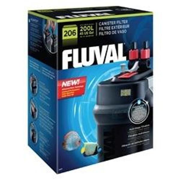 Hagen Fluval 206 External Canister Filter