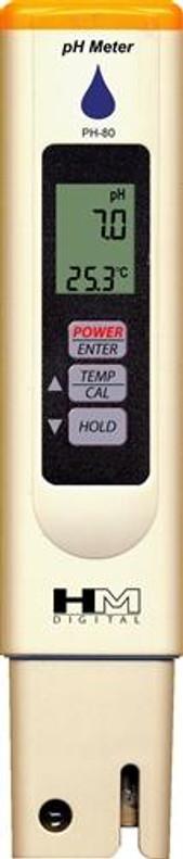 HM Digital PH-80 Handheld Digital pH Meter