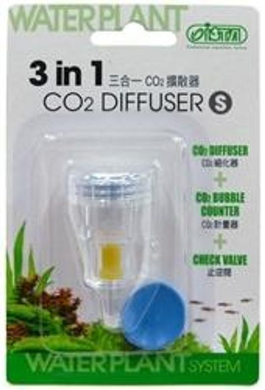 Ista Co2 Diffuser 3 in 1 Small