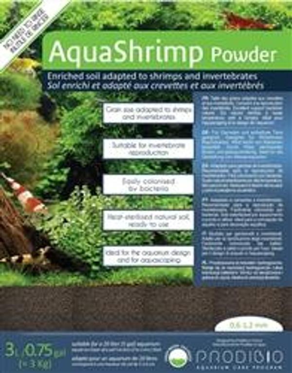 Prodibio Aqua Shrimp Powder 3L Bag (6.6 lbs)