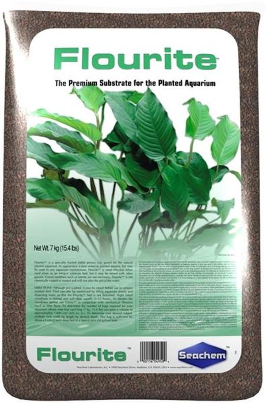 SeaChem Flourite Gravel for Freshwater Planted Tanks 15.4 lbs