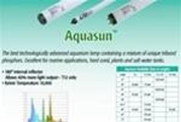 UV Lighting Aquasun Series 10K T-5 Lamps