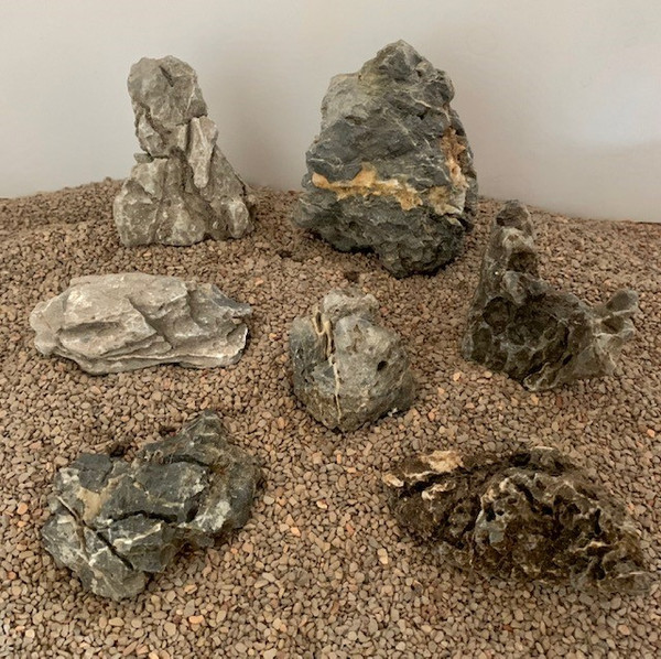 Seiryu stone for nano tanks.