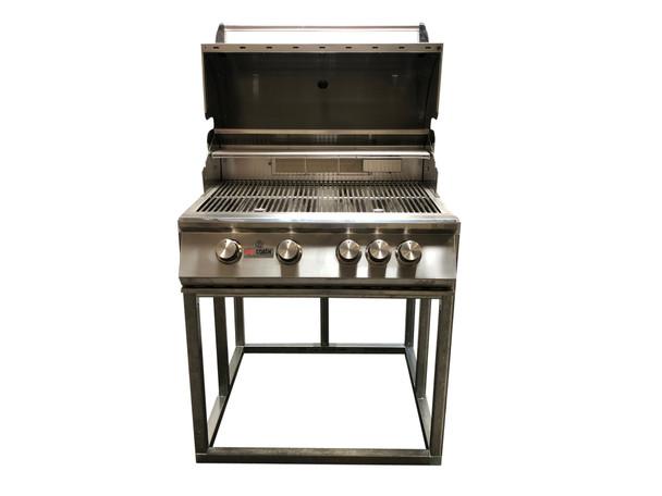 Grill/Slide in Side Burner/ Bar Center  Module