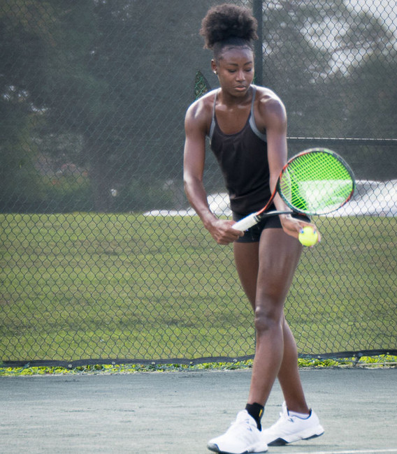 WTA Player, Alycia Parks, Endorses ServeMaster Tennis Training Tool