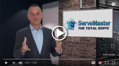 Kevin Harrington Introduces ServeMaster