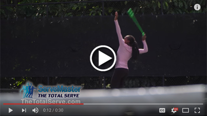 ServeMaster tennis trainer for kids and adults