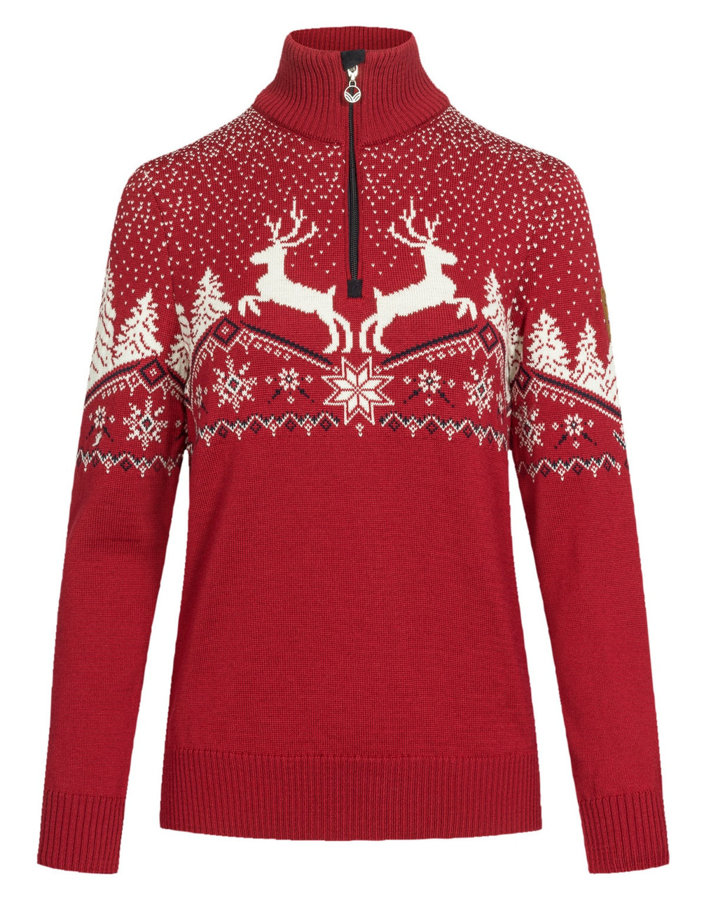 Dale Christmas Women's Sweater