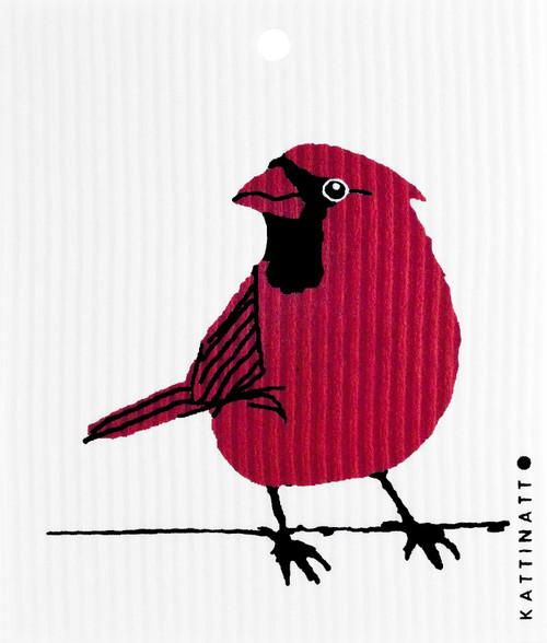 Swedish Wash Towel - Cardinal