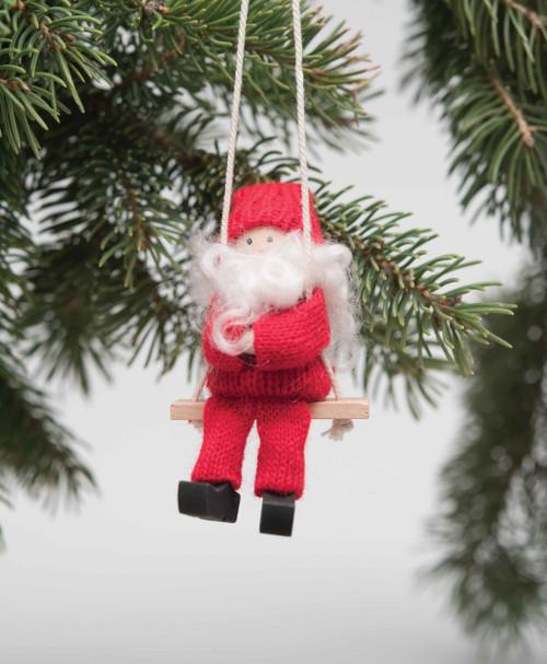 Tomte Swing Ornament