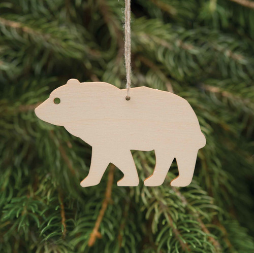 Birchwood Ornaments