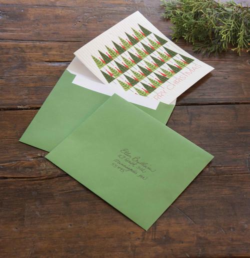 Swedish Dishcloth Envelope