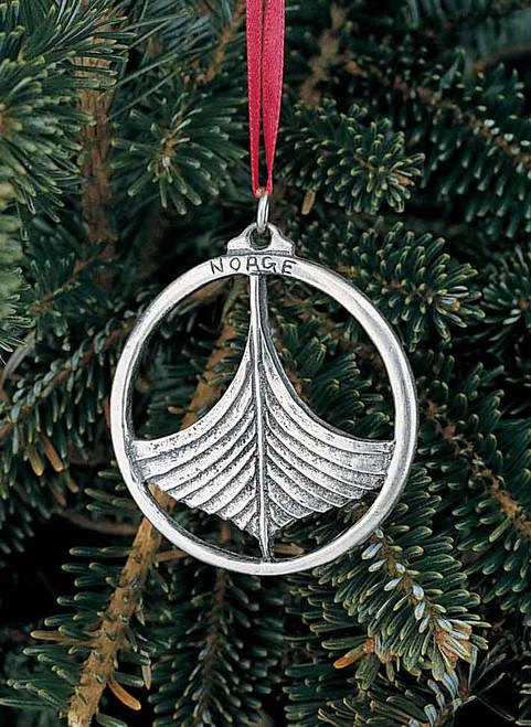Viking Ship Prow Ornament