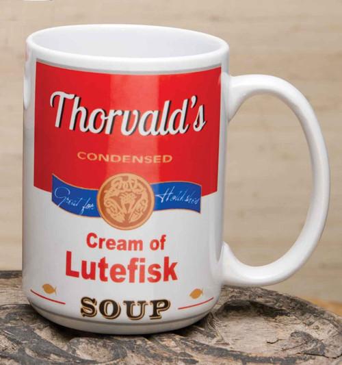 Lutefisk Soup Mug