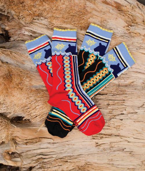 Ozone Dala Horse Socks