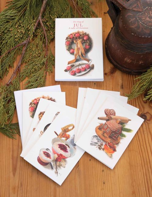 Danish Jul Notecards