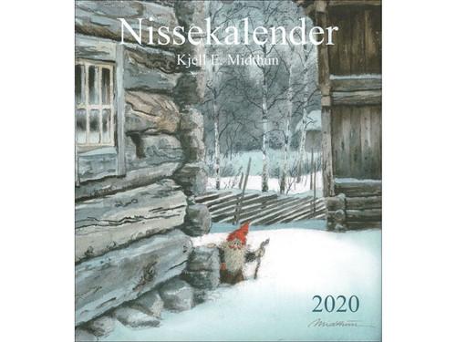 2020 Midthun Nisse Calendar