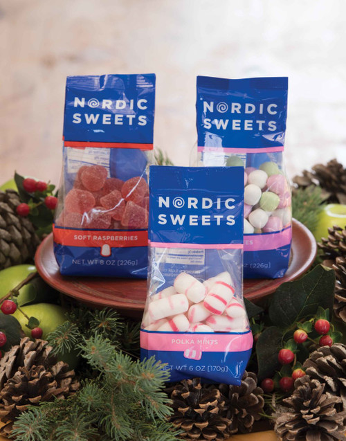 Nordic Sweets Bagged Swedish Treats