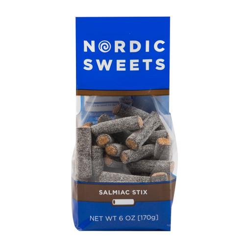 Nordic Sweets Salmiac Stix