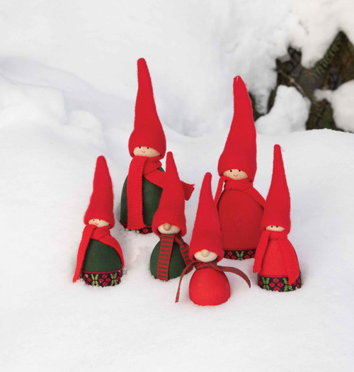 Swedish Tomte - Victor, Bjorn or Benny