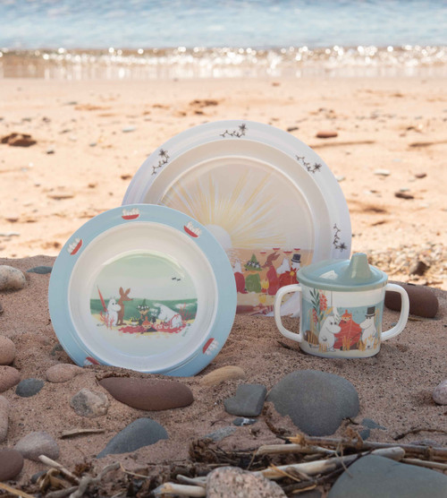 Moomin Dish Set - Save Our Sea