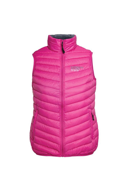 Scandinavian Explorer Down Vest - Pink - SALE