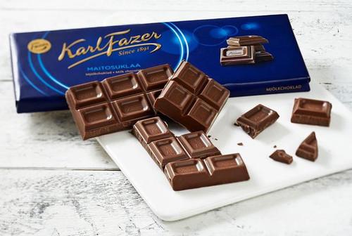 Fazer Finnish Milk Chocolate