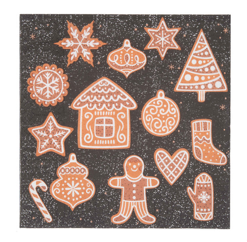 Pepparkakor Lunch Napkins