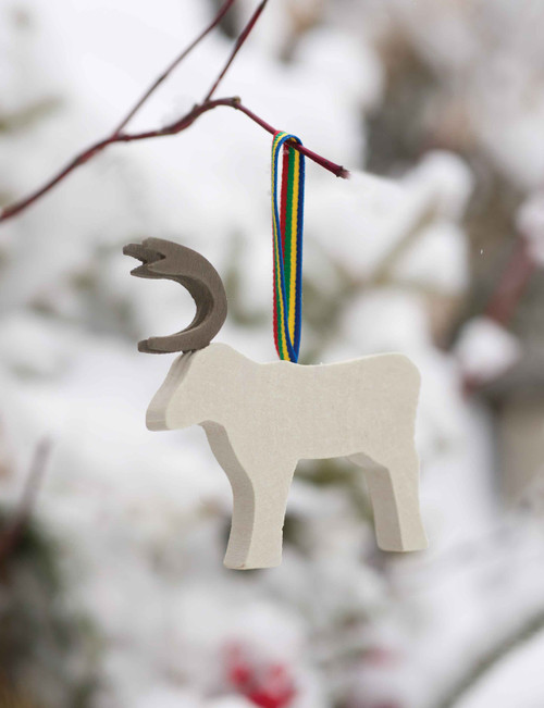 Swedish Reindeer Ornament