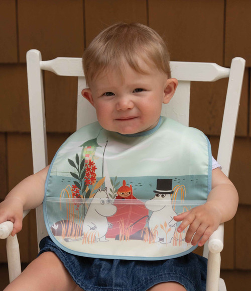 Moomin Bib - Save Our Sea
