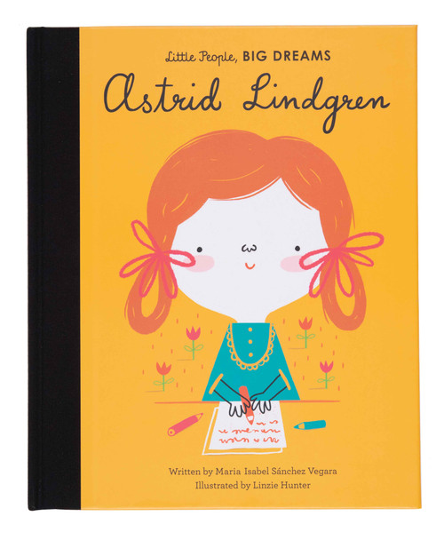 Little People Little Dreams - Astrid Lindgren
