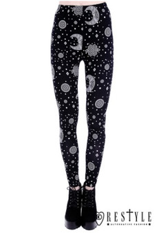 Hippie Moon Leggings