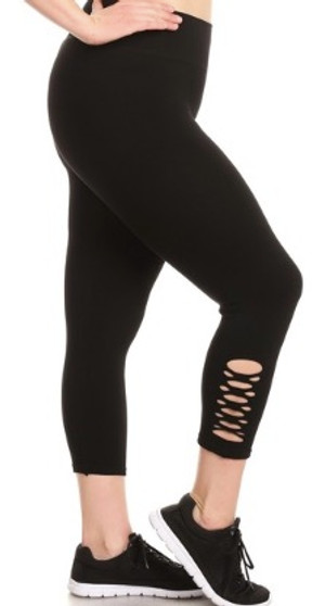 Sport Capri - Symmetrical Slashed