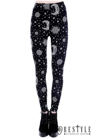 Hippie Moon Leggings