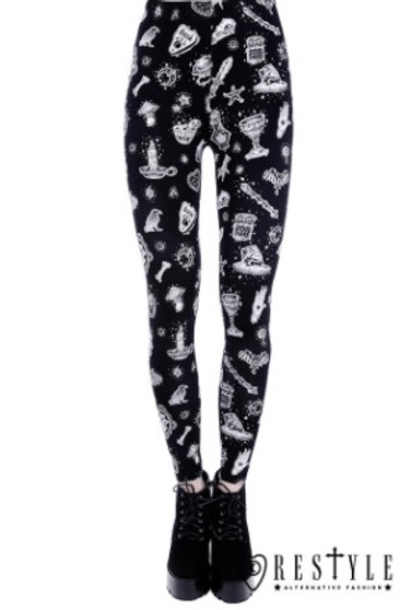 Witchy Leggings