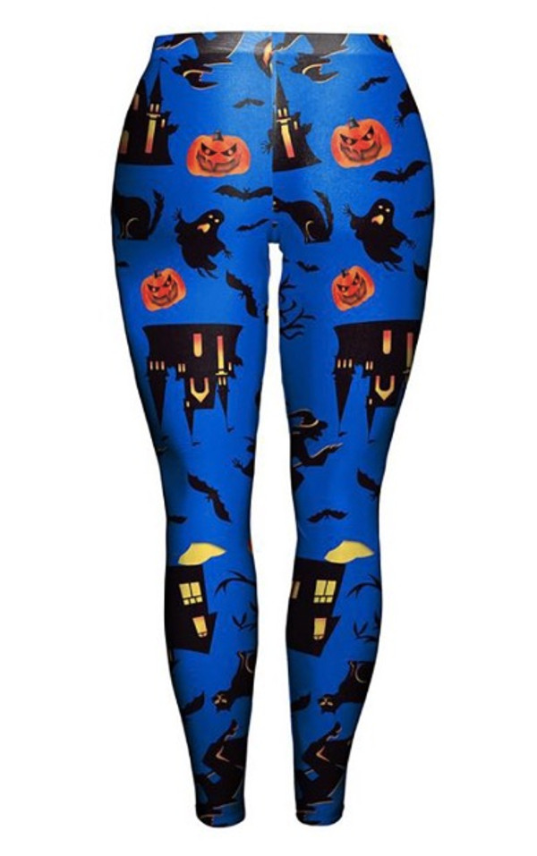 It's Halloween Leggings